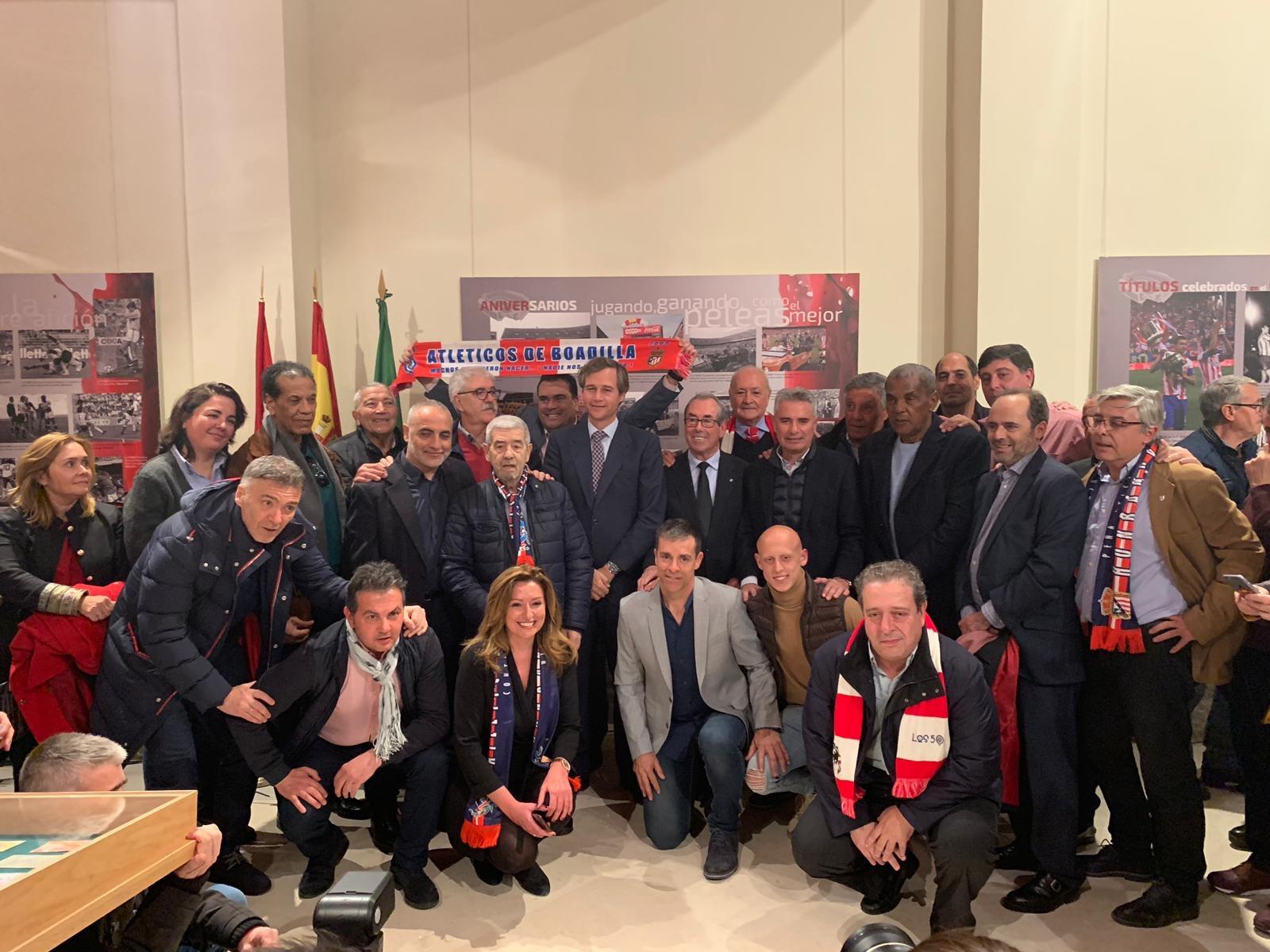 LOS 50 - EXPO 50 CALDERÓN BOADILLA, 14-2-19 (17)